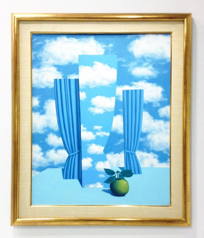 Magritte pompidou une fen tre ouverte sur l illusion for Une fenetre ouverte